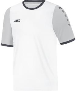 JAKO Leeds 4217 - Maillot Football Pour Homme Femme Enfant Équipe Col Rond Ripp Design Sportif Différentes Tailles Couleurs