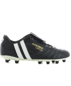 PATRICK GOLDCUP-13 - Chaussures de Football Homme Femme en Cuir de Kangourou Souple et Confortable 13 Crampons moulés Plusieurs Pointures