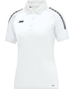 JAKO Champ 6317 - Polo T-Shirt Pour Femme Dames à Fermeture Boutonnée Plusieurs Couleurs et Tailles Ouvertures de Ventilation