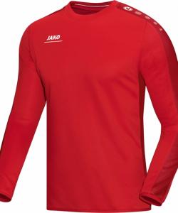 JAKO Striker 8816 - Sweater Homme Enfants Pull à Col Rond en Ripp Plusieurs Couleurs Tailles Bord de Finition Élastique aux Manches