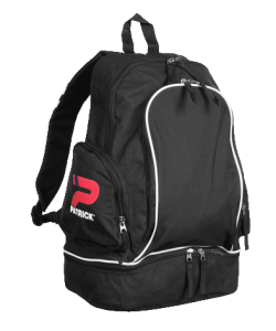 PATRICK GIRONA001 - Backpack Very Functional Multiple Storage Pockets For Sport or Leisures Colors Black and Navy