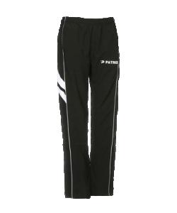 PATRICK VICTORA210 - Pantalon de Présentation en Noir Femme Enfant Dame Plusieurs Tailles Idéal pour Loisir Taille Élastique