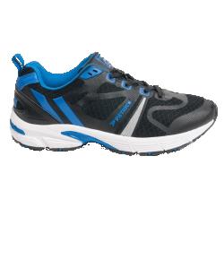 PATRICK SPEED - Chaussures de Sport Senior Bleu Marin ou Noir Homme Femme Haute Qualité Plusieurs Pointures Idéal Course à Pied