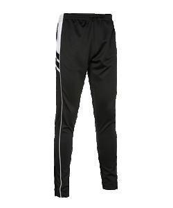 PATRICK IMPACT201 - Pantalon d'Entraînement en Noir et Bleu Marin Homme Enfant Taille Élastique Conservation Chaleur Confortable Plusieurs Tailles