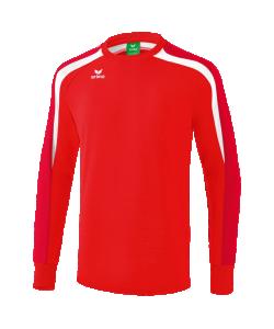 ERIMA 107186 Liga 2.0 - Sweat-Shirt Entraînement Homme Enfants Col Arrondi Confortable Plusieurs Couleurs Tailles Ourlets et Manches Élastiqués