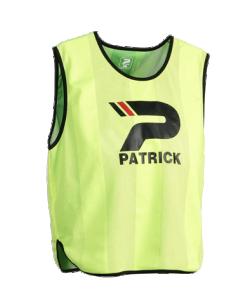 PATRICK BIB101 - BIB Réversible En Polyester Mesh Pour Entraînement Équipe Football ou Autre Sport Différentes Tailles Couleurs