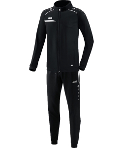 JAKO Prestige M9158 - Polyester Training Tracksuit Men Kids Several Colors Sizes Elastic Edge With Drawcord Zipped Side Pockets