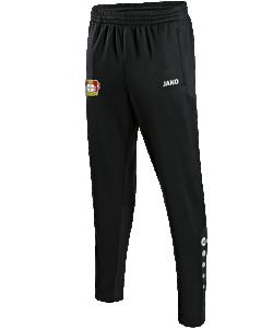 JAKO Bayer 04 Leverkusen BA8415 - Pantalon Entraînement Allround Homme Enfant Poches Latérales Et Finition Jambes à Fermeture Éclair Bord Élastique Cordon de Serrage