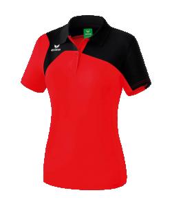 ERIMA 111070 Club 1900 2.0 - Polo Dames Coupe Femme Spécifique Séchage Rapide Plusieurs Couleurs Tailles Fonctionnel Ultra-Léger Confortable Agréable à Porter
