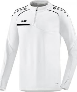 JAKO Prestige 8658 - Zip Top Homme Plusieurs Couleurs Tailles Coupe Sportive Col Mandarin à la Mode Fermeture Éclair 1/4 Devant