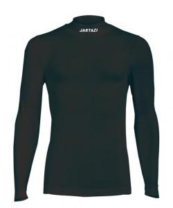 JARTAZI 9018 - T-Shirt Thermo Moulant Longues Manches en Noir ou Blanc Pour Homme Enfant Idéal Pour Sport Football Plusieurs Tailles
