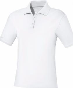 JAKO Team 6333W - Polo T-Shirt Femme Dames Col à Fermeture Boutonnée Plusieurs Couleurs Tailles Idéal Pour Loisir