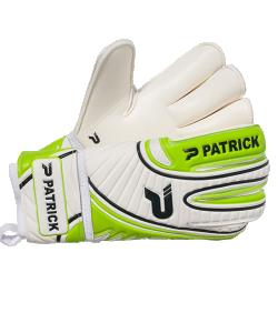 PATRICK CALPE815 - Gants Pro Gardien de But Football Haute Qualité Sport Pour Homme Femme Enfant Différentes Tailles Couleur Blanc/Vert