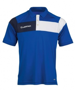 JARTAZI Cordoba 4041 - Polo T-Shirt Pour Homme Col à Fermeture Boutonnée Plusieurs Couleurs et Tailles Peau Sèche