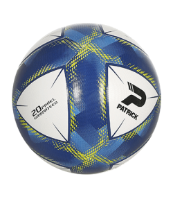 PATRICK GLOBAL805 - Training Match Ball Hybrid Minimal Absorption When Raining Several Colors Sizes Ideal For Artificial Pitches