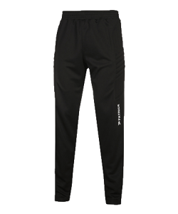 PATRICK PAT280 - Pantalon Gardien de But Football Noir En Polyester Sport Pour Homme Femme Enfant Plusieurs Tailles