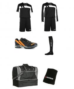PATRICK REF-GOLD - Pack Complet Pour Arbitre de Football Homme Femme Plusieurs Couleurs Pointures Tailles