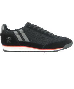 PATRICK HERITAGE - Chaussures de Loisir Homme Femme Look Tendance Sportif Décontracté Tige Cuir Plusieurs Couleurs Tailles
