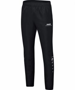 JAKO Striker 6516M - Pantalon de Loisir Homme Enfant Poches et Finition des jambes à fermeture éclair Bord Élastique à Cordon de Serrage