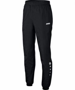 JAKO Team 7501 - Pantalon Pluie Homme Enfants Tissu Supérieur Résistant au Vent et Pluie Plusieurs Couleurs Tailles Poches Latérales à Fermeture Éclair