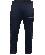 JARTAZI 1099 - Pantalon Poly French Terry Hommes Ceinture Élastique avec Cordon Différentes Couleurs Tailles Jambes avec Fentes Poches Latérales Zippées