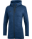 JAKO 6829W Premium Basics - Veste à Capuchon Femmes Coupe Sportive Dames Plusieurs Couleurs Tailles Poches Latérales Effet Mélange Zippergarage