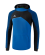 ERIMA 107180S Premium One 2.0 - Sweat à Capuche Homme Enfants Poche Kangourou Intégrée Plusieurs Couleurs Tailles Confortable Col Haut