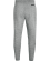 JAKO 8429W Premium Basics - Pantalon Jogging Femmes Coupe Sportive Plusieurs Couleurs Tailles Poches Latérales Zippées Effet Mélange Bord Élastique
