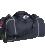 PATRICK GIRONA030 - Large Sac à Roulette en Noir ou Bleu Marin Grand Compartiment de Rangement Idéal Pour Sport ou Voyage