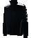 KAPPA Tiriolo 303XMD0 - Veste Polyester Homme Adulte Plusieurs Couleurs Tailles Banda Imprimé sur Manches Poches Latérales Zippées Piping Contrasté