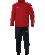 JAKO M9119 Striker 2.0 - Survêtement Polyester Hommes Enfants Plusieurs Couleurs Tailles Poches Latérales Zippées Rayures Contrastantes