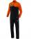 JAKO M9518 Competition 2.0 - Survêtement Loisir Homme Enfants Plusieurs Couleurs Tailles Poches Latérales à Fermeture Éclair Bord Élastique avec Cordon de Serrage