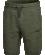 JAKO 8529M Premium Basics - Short Hommes Coupe Sportive Plusieurs Couleurs Tailles Poches Latérales Zippées Effet Mélange Bord Élastique Avec Cordon Serrage