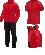 JAKO EO10050 - Pack Student Classico - Survêtement - T-Shirt - Sac à Dos - Homme Enfants Plusieurs Couleurs Tailles Idéal Activités Sportives