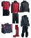 PATRICK SILVER701 - Pack Kit Argent Homme Enfant Excellente Offre Complète pour Pratique Sport ou Football Plusieurs Couleurs Tailles