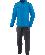 JAKO Prestige M9158 - Survêtement Entraînement Polyester Homme Enfants Plusieurs Couleurs Tailles Bord Élastique avec Cordon de Serrage Poches Latérales à Fermeture Éclair