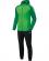JAKO Champ M9417 - Survêtement Polyester à Capuchon Homme Enfants Plusieurs Couleurs Tailles Intérieur Micro-Polaire Poches Latérales Fermeture Éclair Étiquette Performance