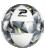 PATRICK GLOBAL801 - Ballon Hybride Entraînement Match Absorption Minimale Sous Pluie Plusieurs Couleurs Tailles Idéal pour Terrains Artificiels