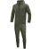 JAKO M9729M Premium Basics - Survêtement Jogging à Capuchon Hommes Coupe Sportive Plusieurs Couleurs Tailles Poches Latérales Zippées Effet Mélange