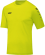 JAKO Team 4233 - Maillot Manches Courtes Homme Femme Enfants Équipe Col Rond Ripp Look Uni Moderne Plusieurs Couleurs Tailles