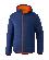 ERIMA 906070M - Doudoune Hommes Enfants Super Léger Chaleur Agréable Plusieurs Couleurs Tailles Fermeture Éclair à Double Sens Protège-Menton Plus de Confort