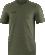 JAKO 6129M Premium Basics - T-Shirt Hommes Col Rond Coupe Sportive Plusieurs Couleurs Tailles Effet Mélange Label Qualité