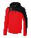 ERIMA 107073 Club 1900 2.0 - Sweat à Capuche Homme Enfants Tissu en Coton Épais Haute Qualité Plusieurs Couleurs Tailles Poches Latérales Intérieur Non Molletonné