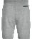 JAKO 8529W Premium Basics - Short Femmes Coupe Sportive Plusieurs Couleurs Tailles Poches Latérales Zippées Effet Mélange Bord Élastique