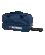 PATRICK GIRONA045 - Sac de Sportà Roulette Noir ou Bleu Marin Fonctionnel Résistant avec Compartiment Rigide Idéal pour Rangement Chaussures