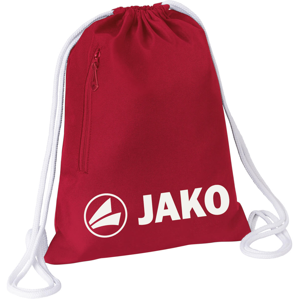 JAKO 1789-11 Sac de Gym Rouge Chili