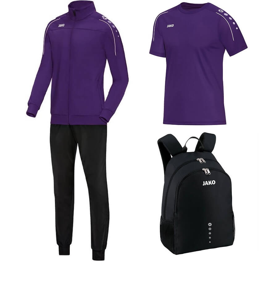 JAKO EO10050-10 Kit Student Classico Lilas