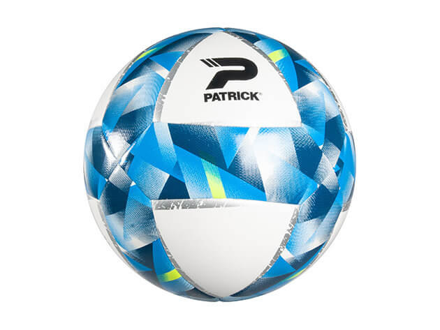 PATRICK GLOBAL801-BLU Ballon Hybride Entraînement/Match Bleu
