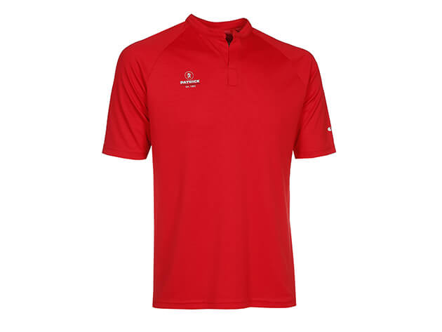 PATRICK EXCL101-RED T-Shirt Polo Rouge
