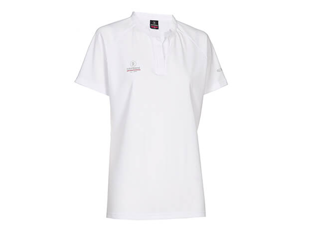 PATRICK EXCL101W-WHT T-Shirt Polo Coupe Femme Blanc